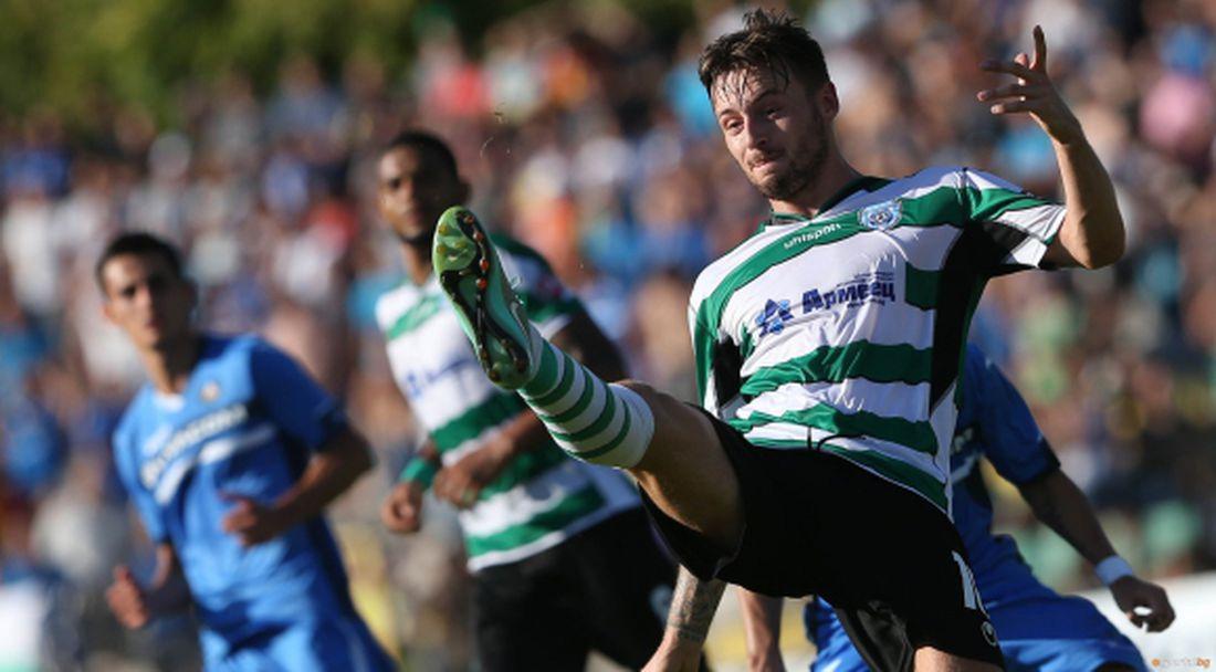 Астра взима халф от Черно море в стремежа си да влезе в Шампионската лига