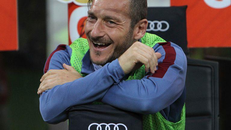 """Тоти се разбра за нов договор с Рома, """"вълците"""" привличат ас на Севиля"""