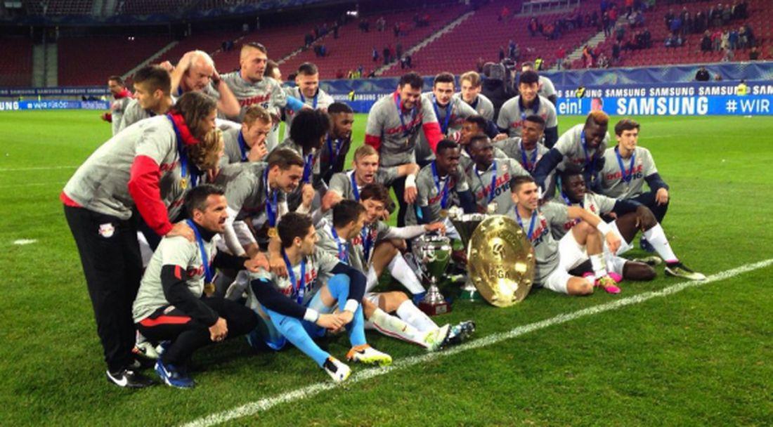Ред Бул Залцбург с трета поредна Купа на Австрия