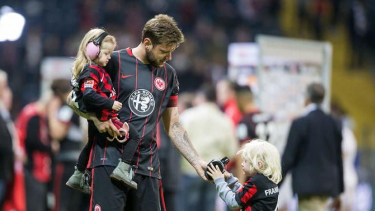 Марко Рус с прочувствено обръщение към семейството си
