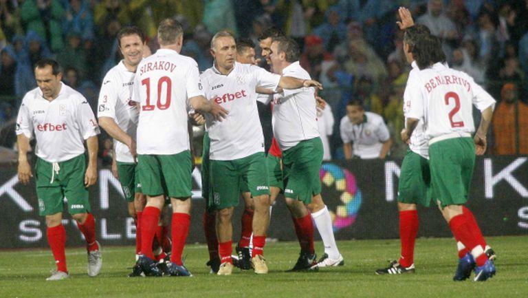 Великият Христо Стоичков отново зарадва България (видео+галерия)