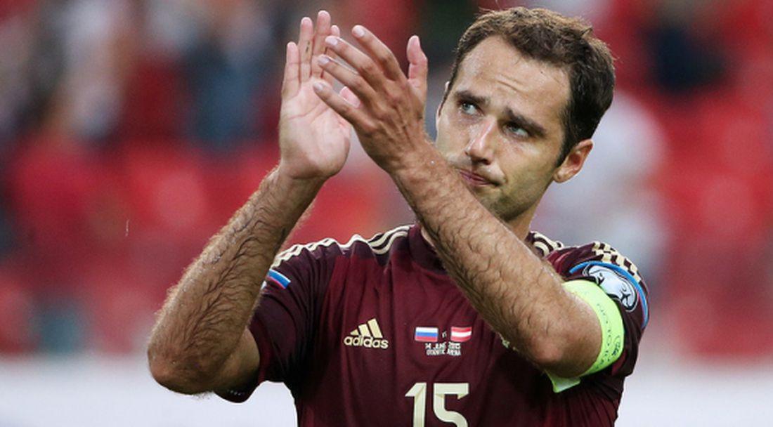 Роман Широков остава капитан на Русия