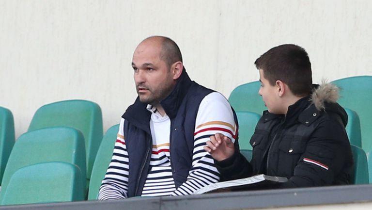 """Александър Тодоров: Най-вероятно ЦСКА ще играе в """"А"""" група"""