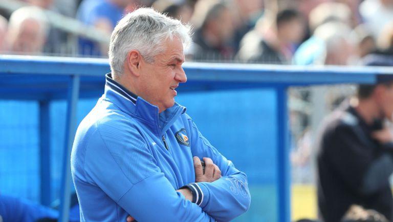 Гръцки тим се интересува от Стойчо Стоев