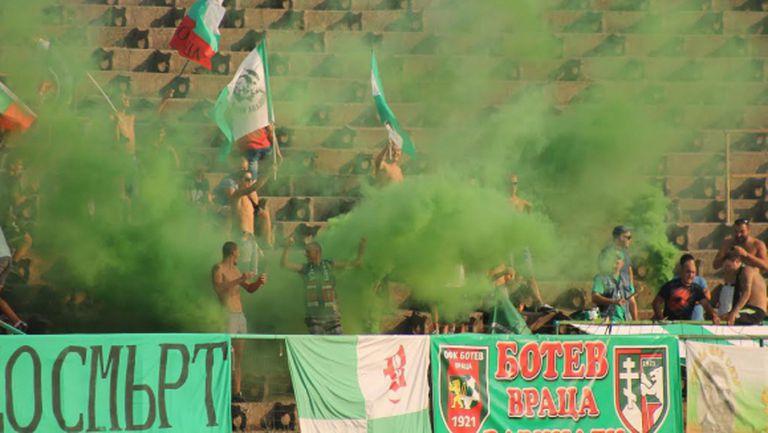 Феновете на Ботев (Враца) избират играч на сезона