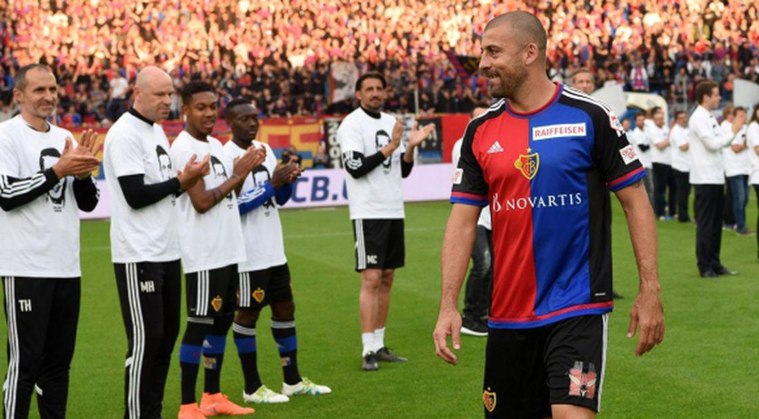 Валтер Самуел изигра последния мач в кариерата си