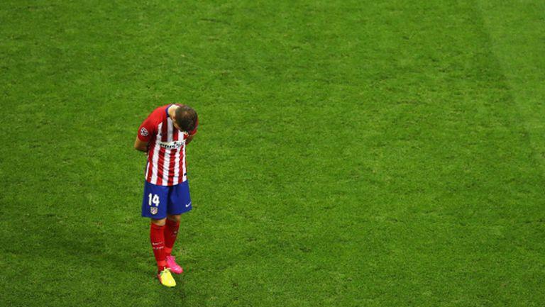 Капитанът на Атлетико: Този отбор ще спечели трофея
