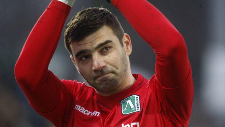 Владо Стоянов: Нормално е да искам да играя в чужбина