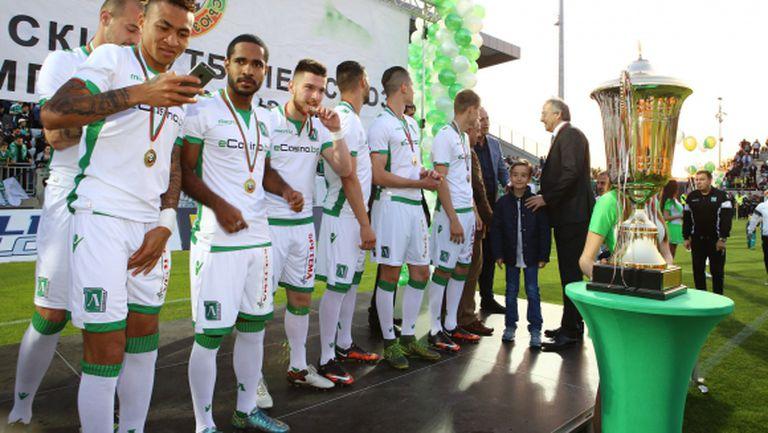 """Трети сезон без дузпа срещу Лудогорец, Левски """"подобри"""" антирекорд от 1960 г."""