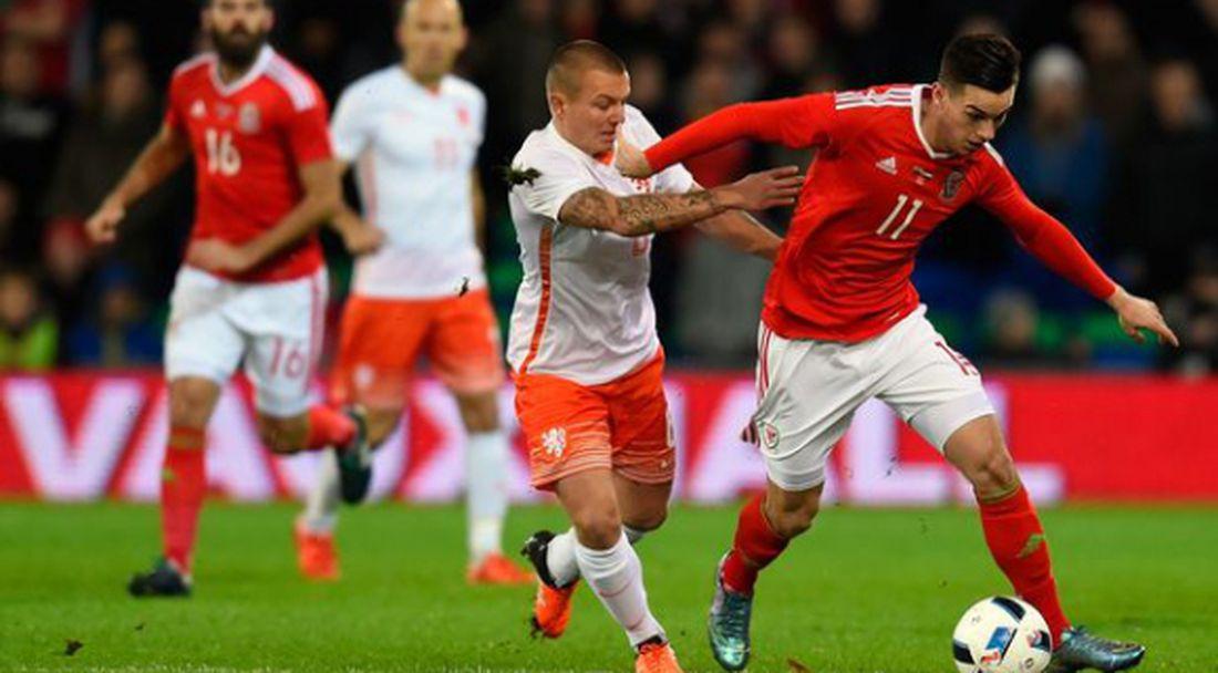Атакуващ халф на Уелс пропуска Евро 2016 заради контузия
