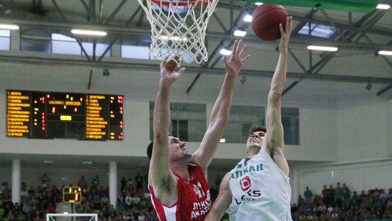 Лукойл Академик и Балкан решават титлата днес