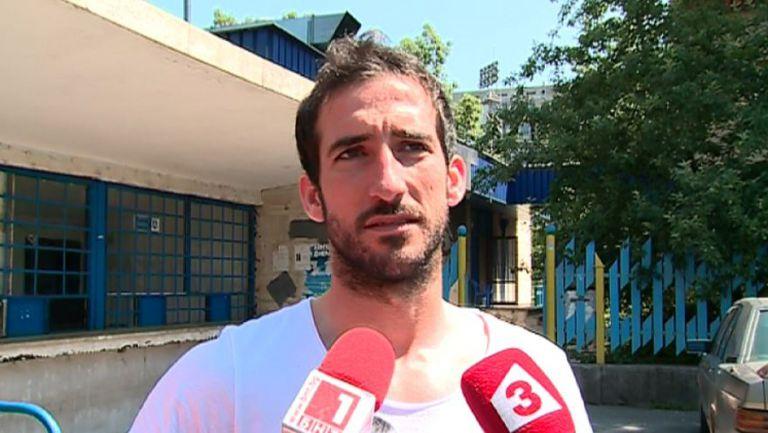 Антонио Аниете: Изключително съм разочарован от мача с Черно море