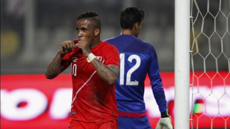 Перу - Мексико 1:1
