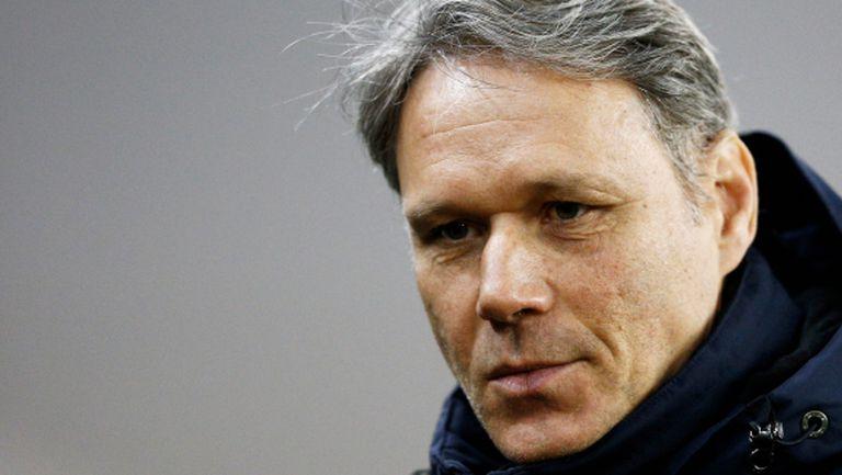 Ван Бастен: Шампионската лига превъзхожда световните първенства