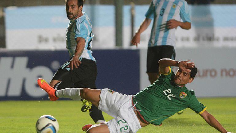 Аржентина - Боливия 5:0