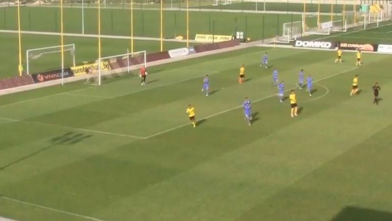 Ботев - Левски 3:0, юноши 1996г.