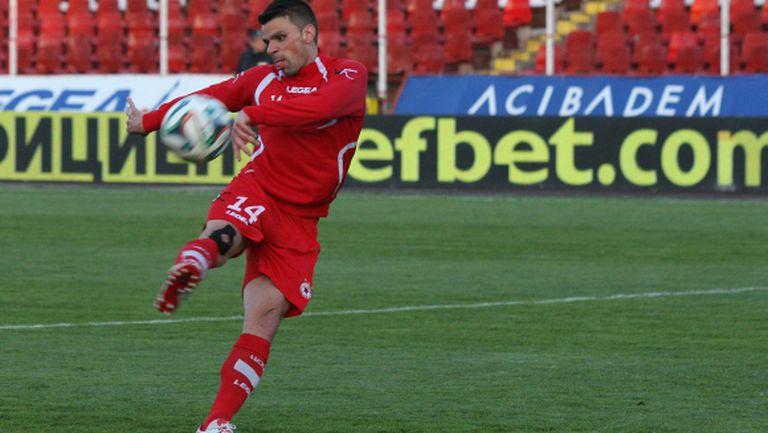 Валентин Илиев: Продължавам да вярвам в светлото бъдеще на ЦСКА
