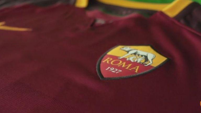 Рома представи официално новия си екип