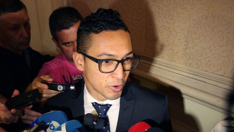 Марселиньо: След 15 дни ще видим дали оставам в Лудогорец, искам да играя за България