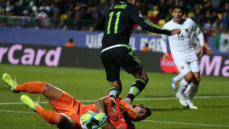Мексико - Боливия 0:0