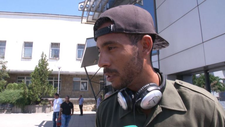 Германският защитник Марсел Апиа пристигна в София, за да преговаря с Левски