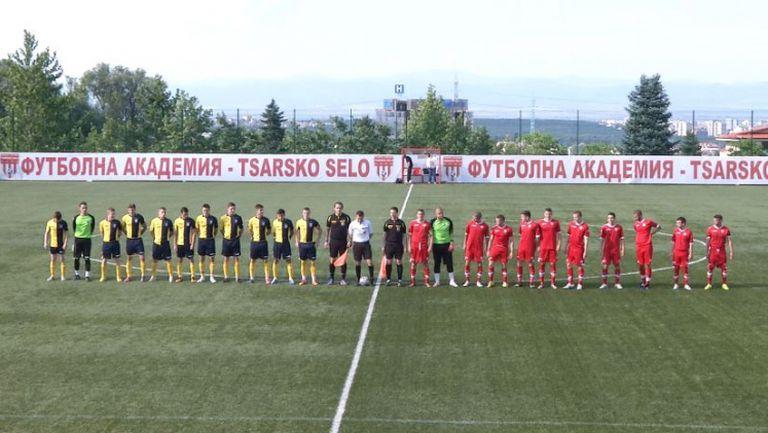 ЦСКА (96) - Димитровград (96) 6:1