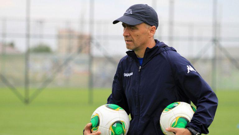 Треньор от Атлетико Мадрид поема Лудогорец?