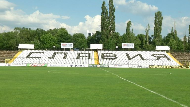 Славия започна подготовка с двама футболисти в пробен период