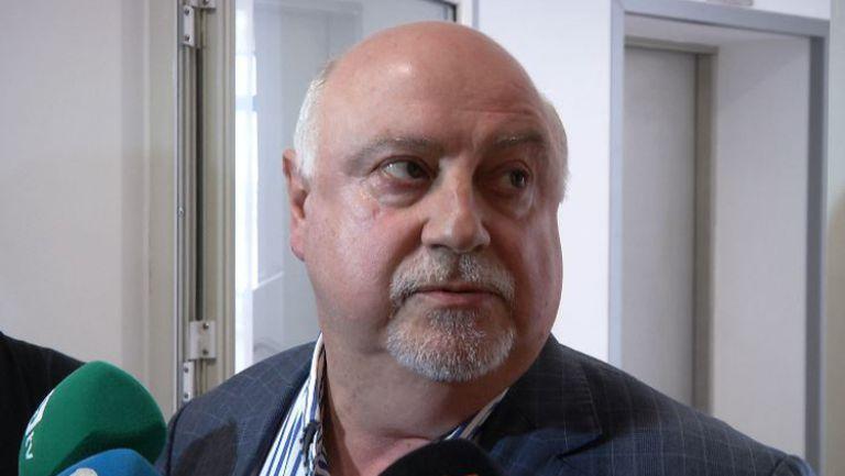 Баждеков: Другата седмица ще бъдат по ясни нещата за бъдещето на Левски