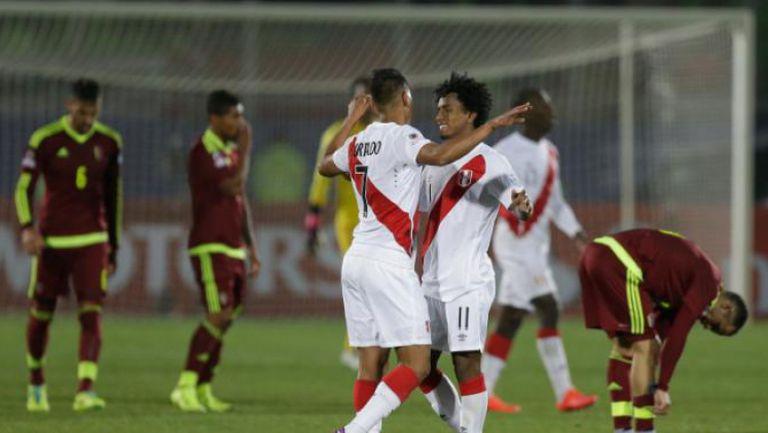 Перу - Венецуела 1:0