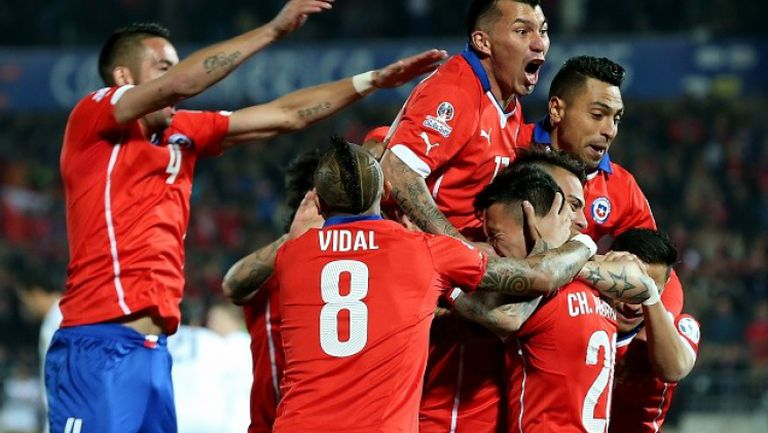 Чили - Боливия 5:0