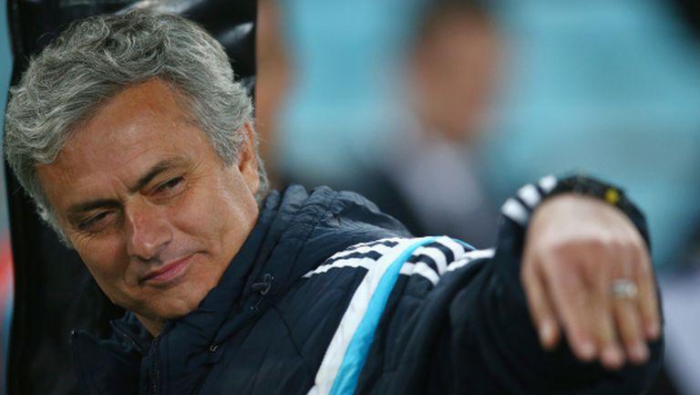 Моуриньо: Отборът, в който играе Меси, винаги е фаворит