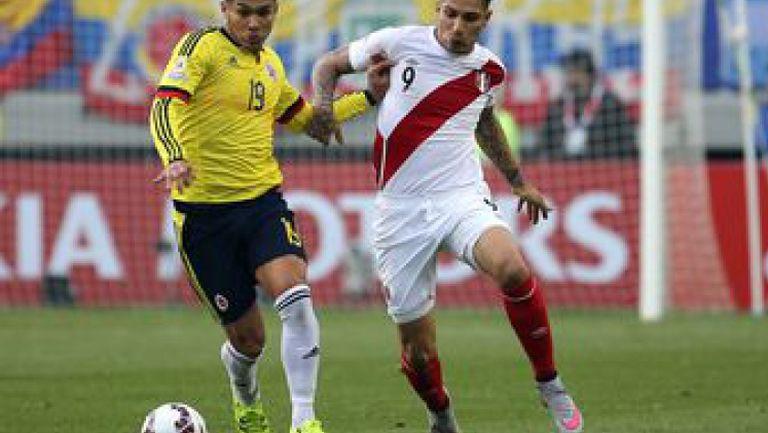 Колумбия - Перу 0:0