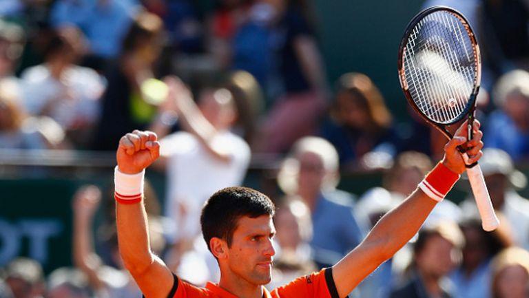 Джокович се класира за Финалния турнир на ATP