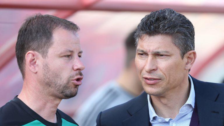 Красимир Балъков остава треньор на Литекс