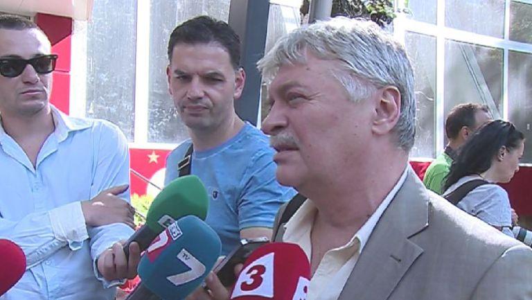 Емил Данчев: До 10 дни ще е ясно бъдещето на Бербатов
