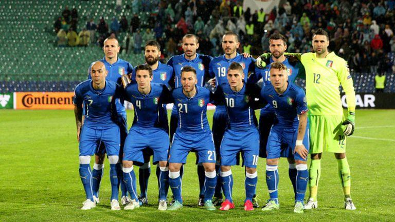 Конте викна шест от Юве за сблъсъка с Хърватия, пълният списък