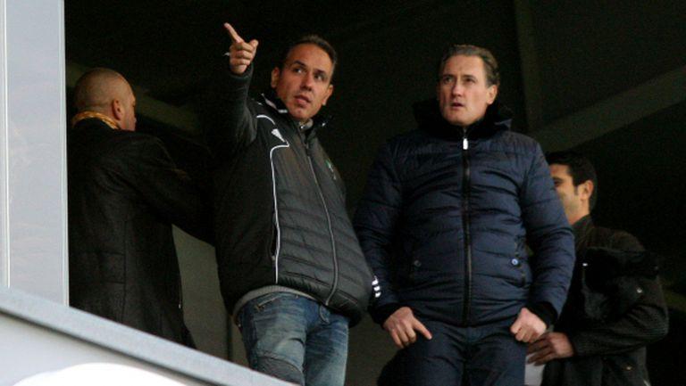 Кирил и Георги Домусчиеви с официална покана от УЕФА, гледат на живо финала на ШЛ