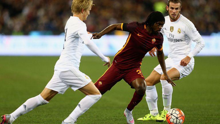 Реал Мадрид - Рома 0:0 (6:7 след дузпи)