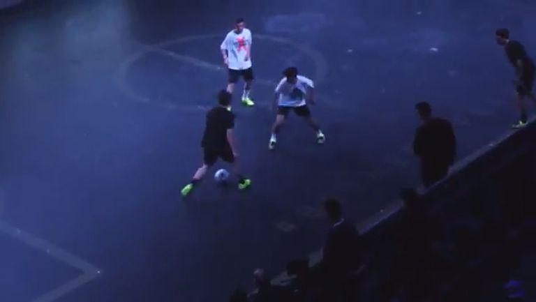 Играчите на Реал Мадрид изумиха австралийците с уменията си