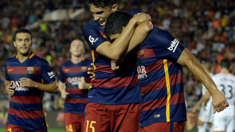 Барселона - ЛА Галакси 2:1