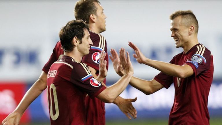 Русия победи Беларус