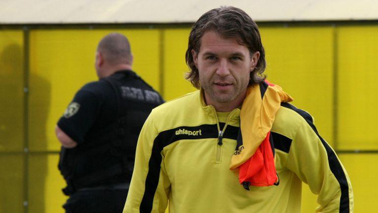 Иван Цветков спира с футбола