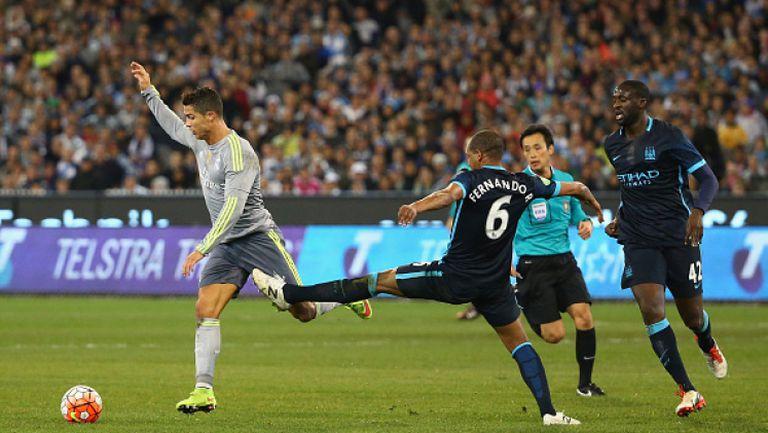 Манчестър Сити - Реал (Мадрид) 1:4