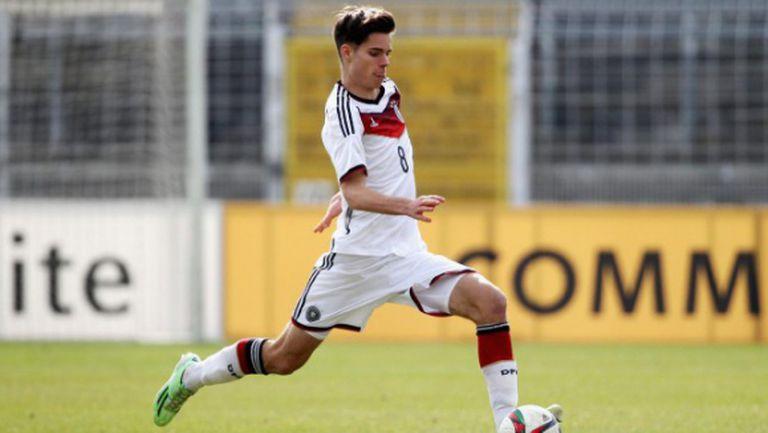 Дортмунд привлече талант от Мюнхен 1860