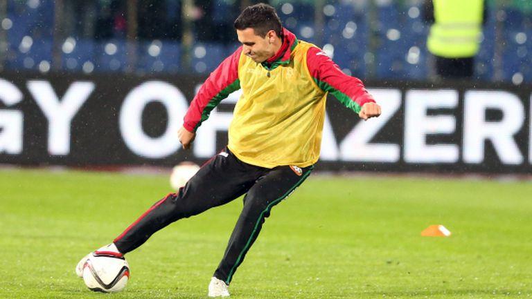 Георги Миланов готов за Малта, чака се решението на Петев