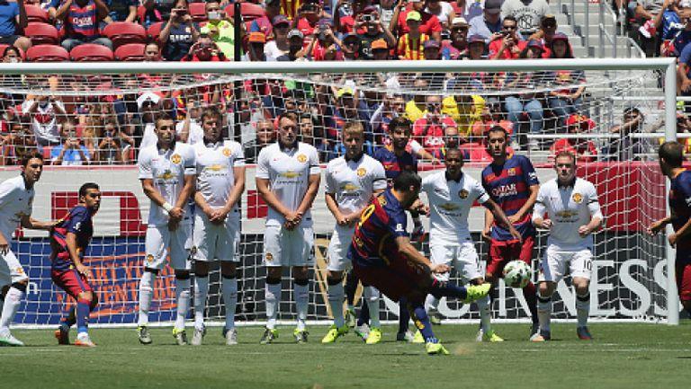Манчестър Юнайтед - Барселона 3:1