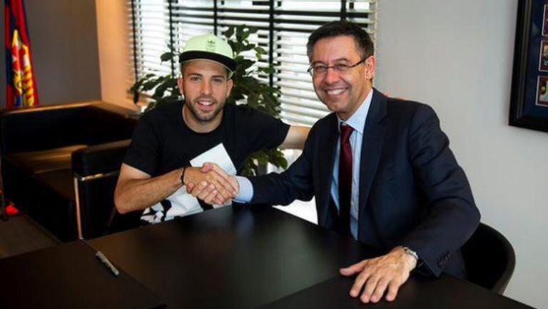 Жорди Алба и Педро вече струват по 150 милиона евро