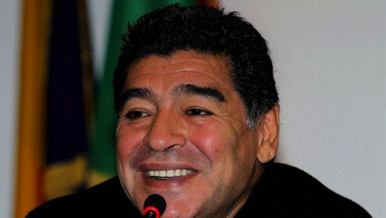 Марадона е готов да стане вицепрезидент на ФИФА