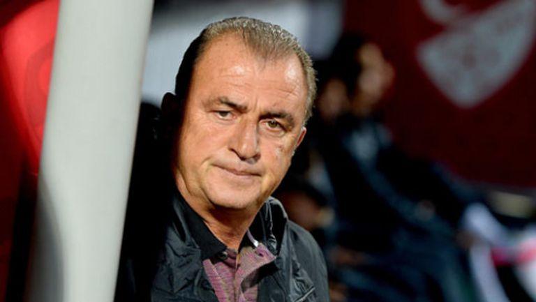 Фатих Терим: Не мога да не съм доволен след такъв мач